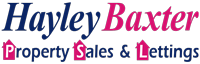 Hayley Baxter Property Sales & Lettings Logo